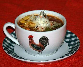 how to make italian soup recipes