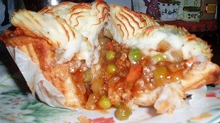 shepherds pie muffin