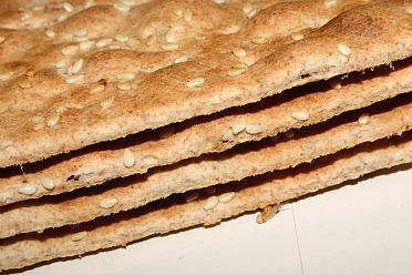 How to bake homemade crackers - Flourish - King Arthur Flour