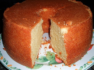 Historyof Pound Cake with Recipe