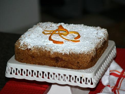 Italian Ricotta Crumb Cake