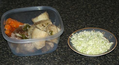 ingredients for bubble and squeak