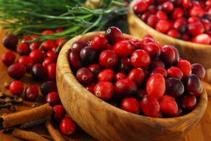 how to make cranberry recipes