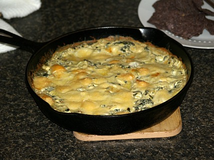 Spinach Artichoke Appetizer Recipe
