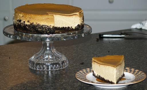 how to make an amaretto cheesecake recipe
