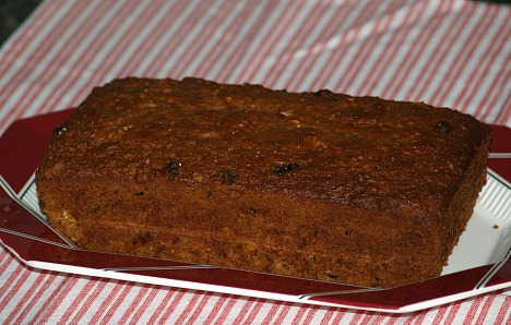 Apple Butter Bread Recipe