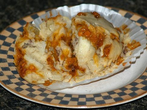 Apple Butterscotch Muffin Recipe