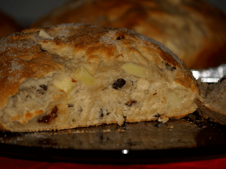 Apple Raisin Bread Recipe