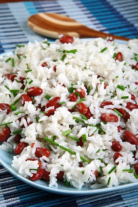 rice and bean recipe