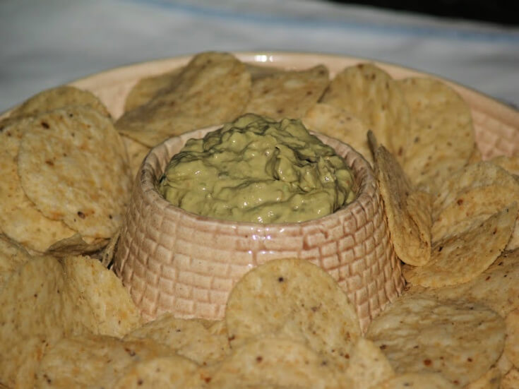 Ortega Guacamole Recipe