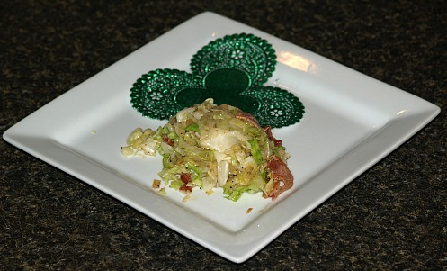 Bacon and Fried Cabbage Recipe