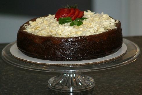 how to make baileys cheesecake recipe