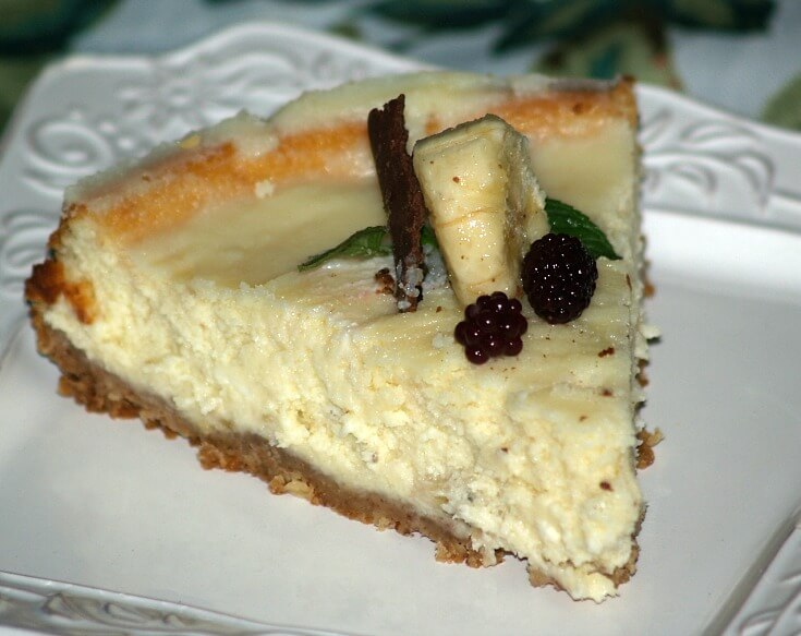 Banana Cheesecake Recipe