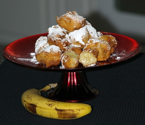 How to Make a Banana Fritter Recipe