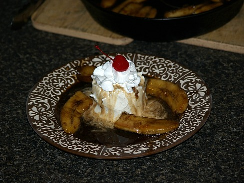 Banana Foster a Famous Banana Dessert Recipe