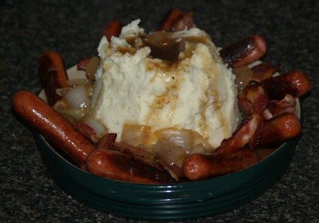 How to Make a Bangers and Mash Recipe