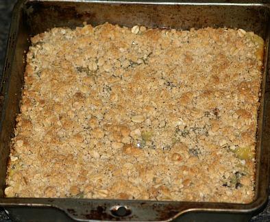Sour Cream Raisin Bar Cookie Recipe