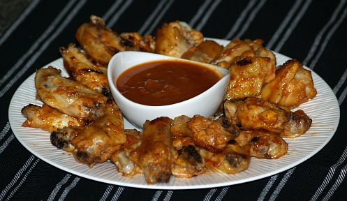 How to Make Barbeque Appetizers like these Chicken Wings