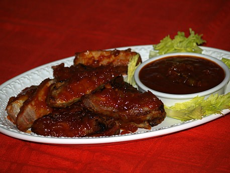Barbeque Country Style Ribs