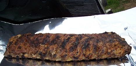 Barbeque Dry Rub Recip