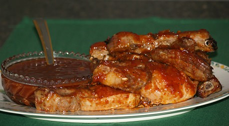 Barbeque Pork Ribs Recipe