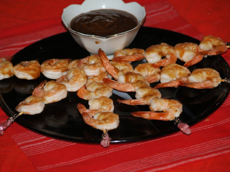 Barbeque Shrimp Recipe