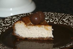 how to make bavarian cinnamon cheesecake recipe