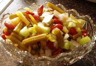 How to Make Three Bean Salad Recipe