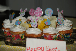 Best Easter Cupcakes