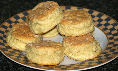 Simple Homemade Biscuit Recipe