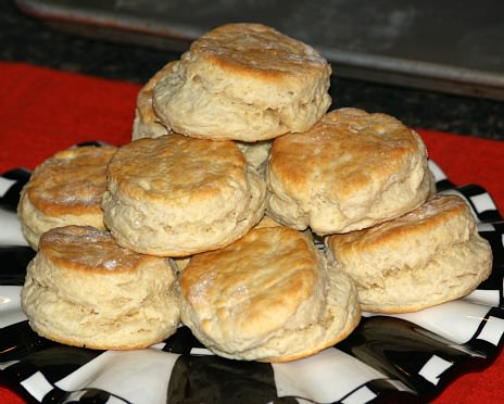 How to Make Biscuits with Egg