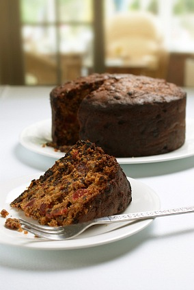 Black Cake Recipe, Wine Cake or Jamaican Rum Cake