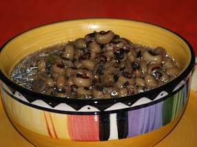 Black Eyed Pea Recipe