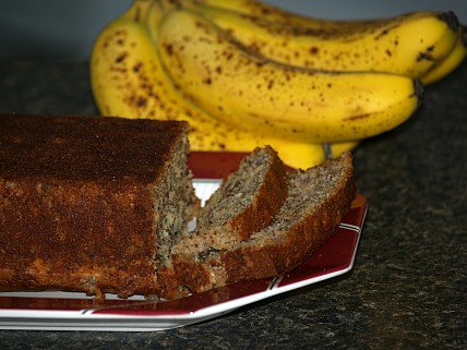 Black Walnut Banana Bread Recipe