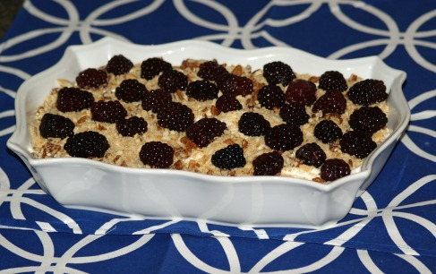 Blackberry Dessert Recipes