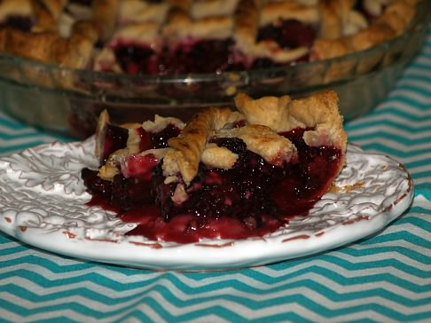 How to Make a Blackberry Pie Recipe