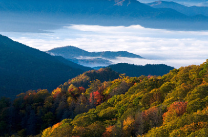 appalacian mountains