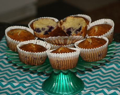 How to Make Blueberry Muffin Recipes with Cream Cheese