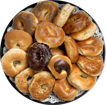 Bagel Recipe with Variations