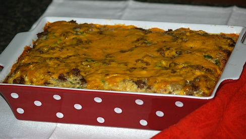 How to Make a Breakfast Casserole Recipe for a Crowd
