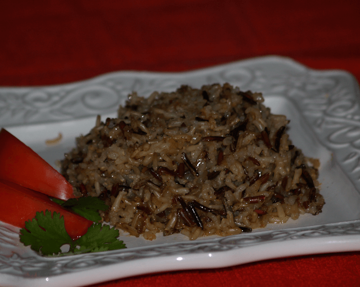 Browned Rice Recipe
