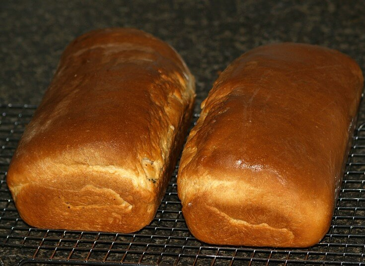 Cooling Butterflake Herb Bread