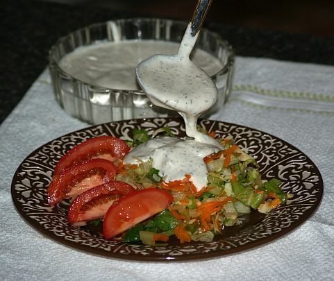 Buttermilk Dressing Recipe