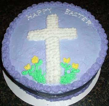 How to Make Cakes for Easter