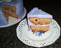 Piece of Black Walnut Cake Recipe