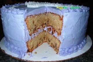 Black Walnut Cake Recipe