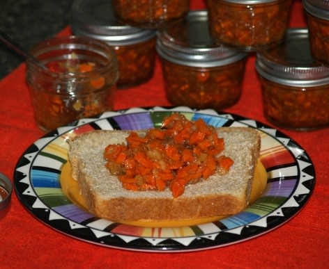 Carrot Jam Recipe