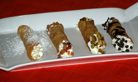 How to Make a Cannoli Recipe