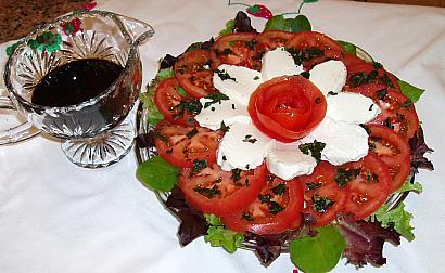 How to Make Caprese Salad Recipes
