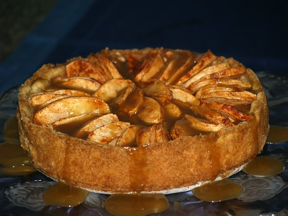 Caramel Apple Cheesecake Recipes